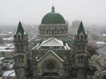 Cathedral Basilica in St Louis  x