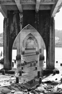Cathedral Bridge Florence Oregon x