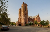 Cathedral Church of The Resurrection Lahore