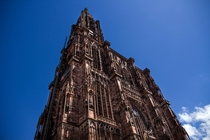 Cathedral in Strasbourg France