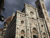 Cathedral of Santa Maria Florence Italy