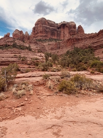 Cathedral Rock - Sedona Arizona  x