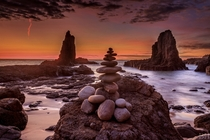 Cathedral Rocks - NSW Australia