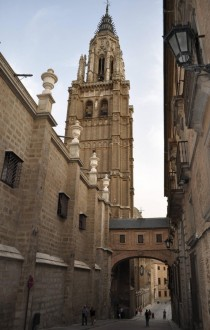Cathedral Toledo Spain