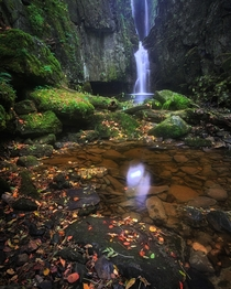 Catriggs Ethereal Twin - Catrigg Foss Yorkshire Dales England