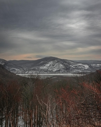 Catskill Mountains of New York