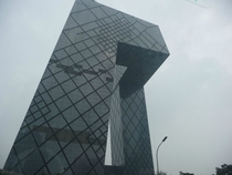 CCTV Headquarters Beijing China