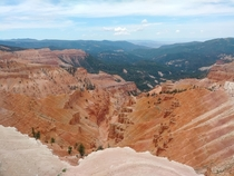 Cedar Breaks National Monument Brian Head UT photo by OC