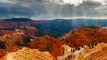 Cedar Breaks National Monument Utah  by Daniel Ryan