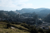 Cement Factory Chingaza Colombia -