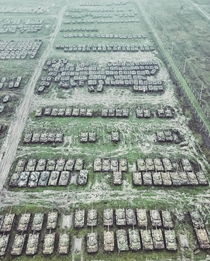 Cemetery of Tanks