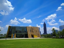 Center for Civil and Human Rights in Atlanta Georgia -