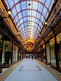 Central Arcade - Newcastle UK