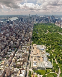 Central Park in Midtown Manhattan