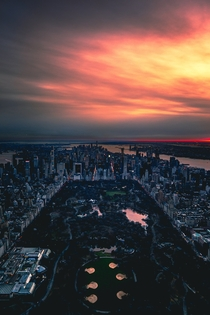 Central Park New York City Photo credit to Andre Benz