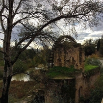 Centuries old Mill in Cordoba