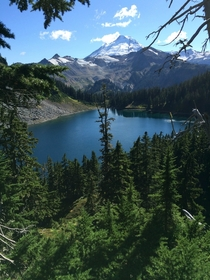 Chain Lakes North Cascades Washington USA