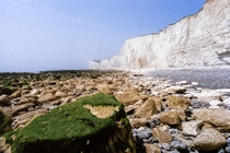 Chalk Cliffs of Seven Sisters
