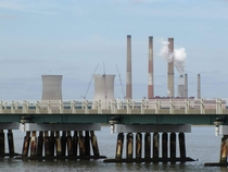 Chalk Point Generating Station  x