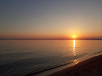 Chalkidiki Sunset