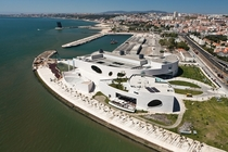 Champalimaud Foundation Portugal by Charles Correa