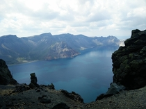 Changbai Mountain China