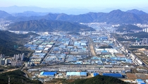 Changwon National Industrial Complex South Korea