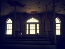 Chapel at Western State Asylum Va