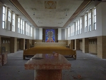 Chapel of an Abandoned School for Gifted Children