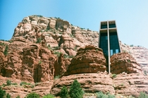 Chapel of the Holy Cross Sedona Arizona Richard Hein