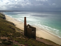 Chapel Porth Cornwall One of my favorite beaches on Earth