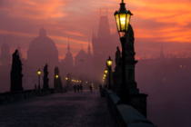Charles Bridge Prague Czech Republic