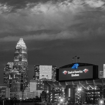 Charlotte NC - Bank of America Stadium  more on IG flyrep