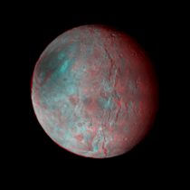 Charon one of Plutos moons CreditNASA  JHUAPL  SwRI  Alex Parker  Daniel Machek