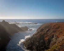 Chasing rays in Mendocino California