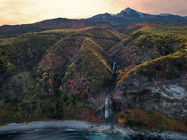 Chasing the Autumn Foliage in Shiretoko National Parks UNESCO World Heritage Site