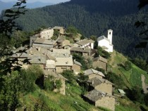 Chasteiran in Val Chisone Italy