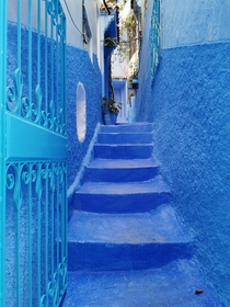 Chefchaouen the blue City - Morocco