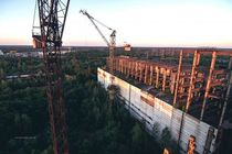 Chernobyl NPP Unfinished th and th blocks