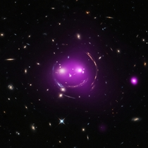 Cheshire Cat Galaxy Group Were All Mad Here Love NASA