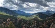 Cheyenne Canyon Colorado Springs Incredible to have this kind of scenery in a bigger city
