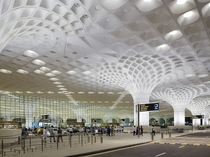 Chhatrapati Shivaji International Airport Mumbai - India