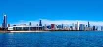 Chicago from the Lakefront Trail OC