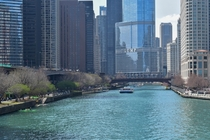 Chicago River x