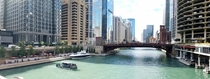 Chicago Riverwalk taken from my phone camera with no editing