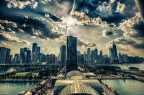 Chicago - The View from Navy Pier