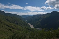Chicamocha Canyon - Santander Colombia