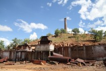 Chillagoe Abandoned Copper Smelter