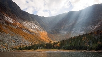 Chimney Pond Maine  sorry for low res
