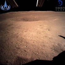 China has just become the first nation to soft-land a spacecraft on the far side of the Moon   Pic by CNSA